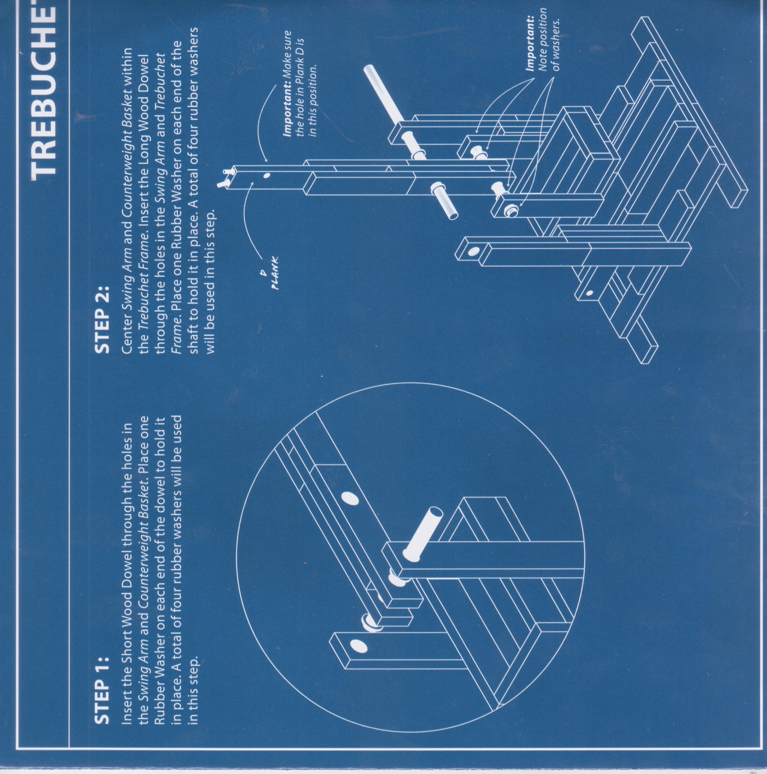 Catapult Blueprints www imgkid com - The Image Kid Has It!
